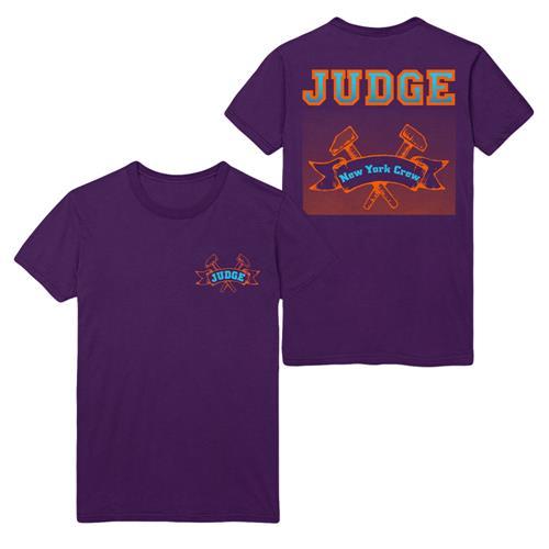 New York Crew Purple