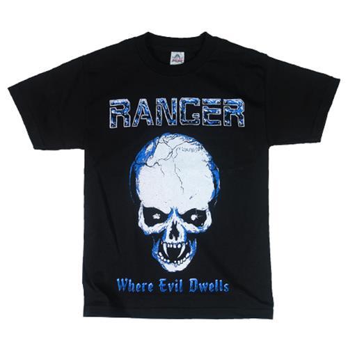 Skull Black T-Shirt