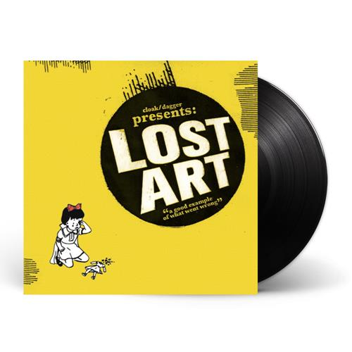 Lost Art Black