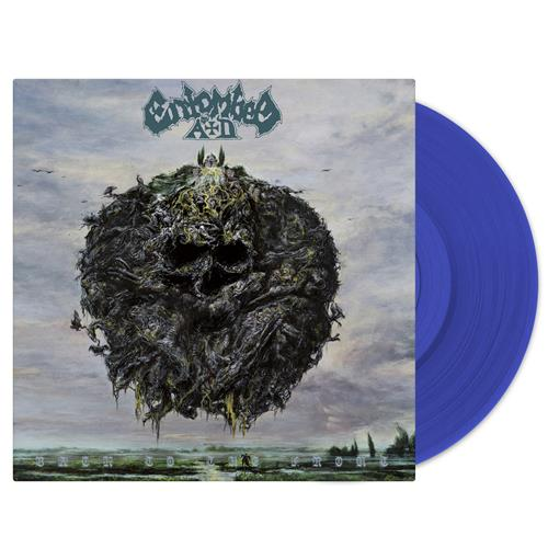 Entombed A.D Back To The Front Blue