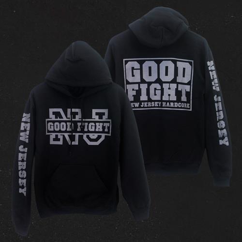 GF Clothing - Good Fight / New Jersey Black