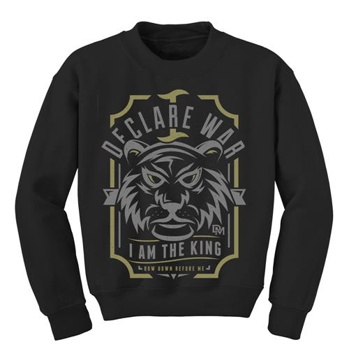 King Black Crewneck