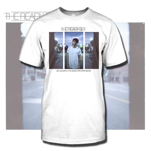Album White T-Shirt
