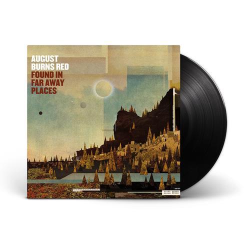 Found In Far Away Places Black Vinyl LP