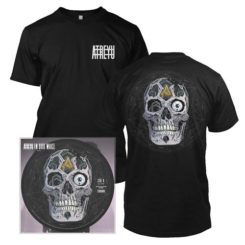 PICTURE DISC + T-SHIRT + DIGITAL ALBUM