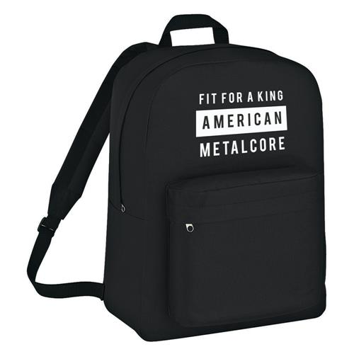 American Metalcore Black