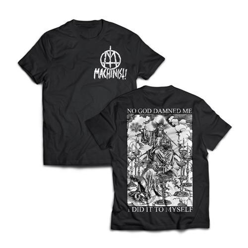 Machinist! Black T-Shirt