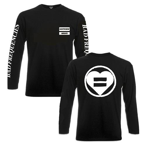 Bad Frequencies Black Long Sleeve
