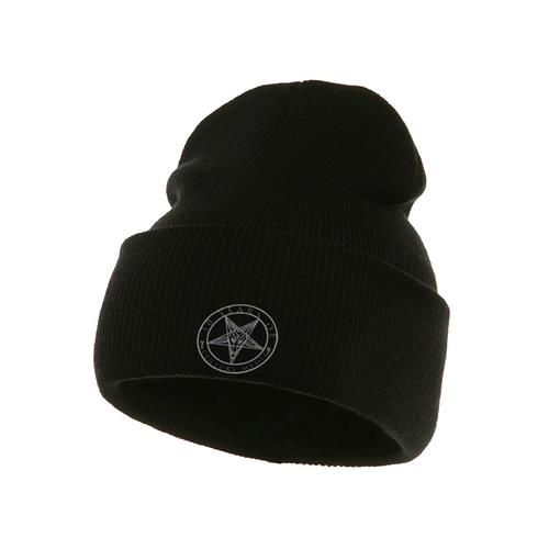 CM 30Th Anniversary Black Beanie