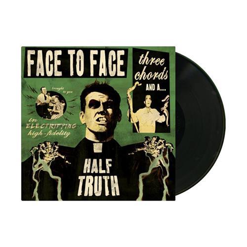 Three Chords And A Half Truth 180 Gram Black LP
