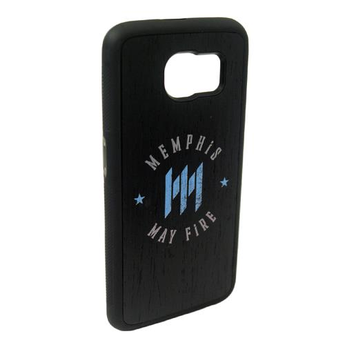 Logo Ebony Samsung Galaxy S6 Case