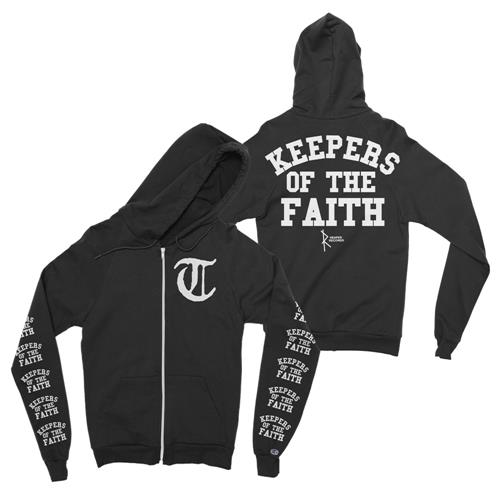 *limited stock* Keepers Of The Faith Black *final print!*