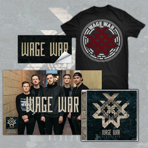 Wage War - Blueprints Bundle 6