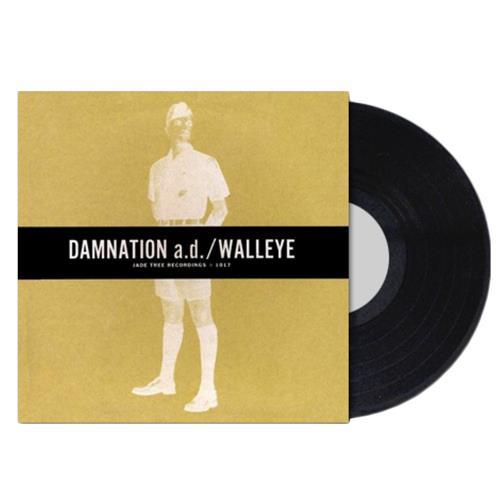 Walleye/Damnation AD Split Vinyl