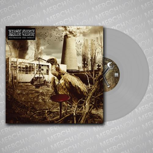 Neutralize The Threat Gray LP
