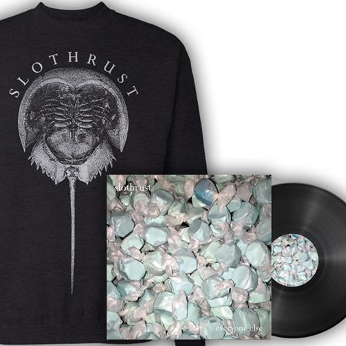 Everyone Else Vinyl/Sweatshirt Package #1