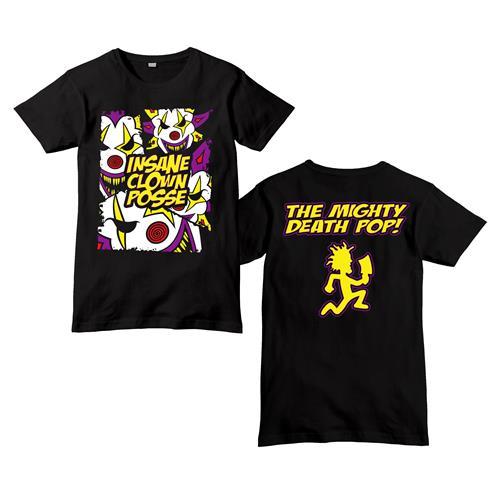 Mighty Death Pop Sliced Black