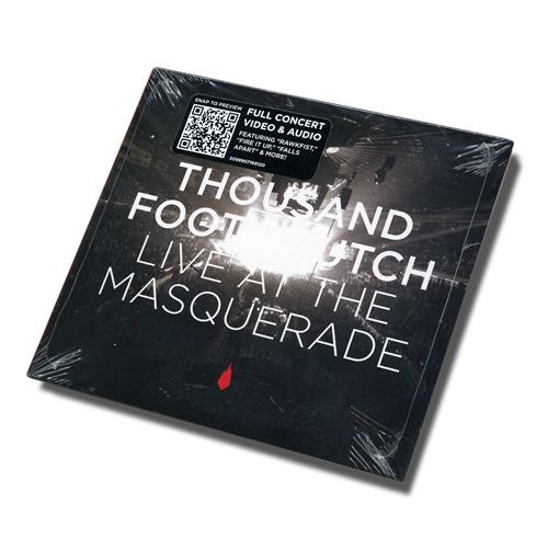 Live At The Masquerade CD/DVD