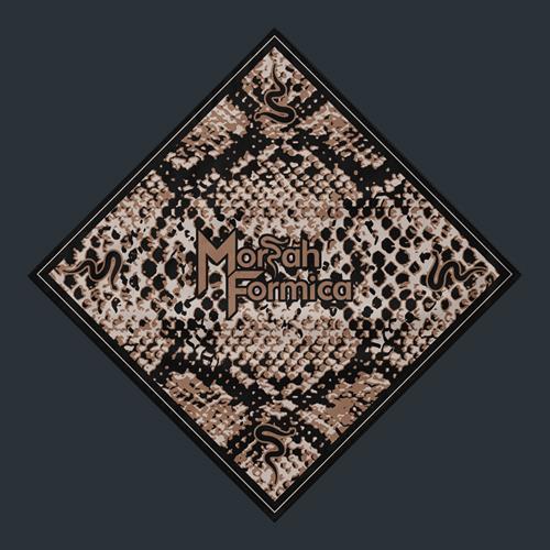 Brown Logo Black