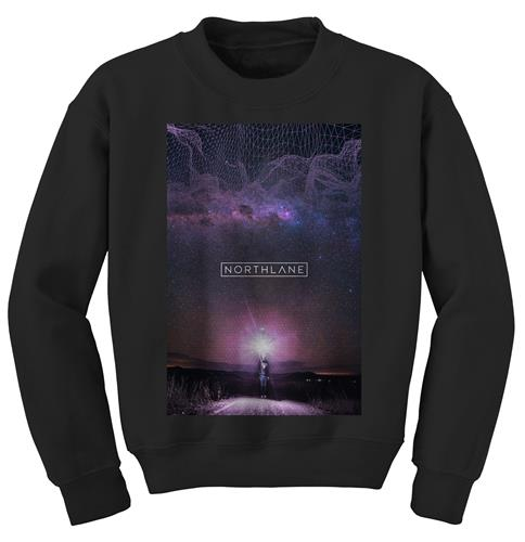 Daydreamer Black Crewneck