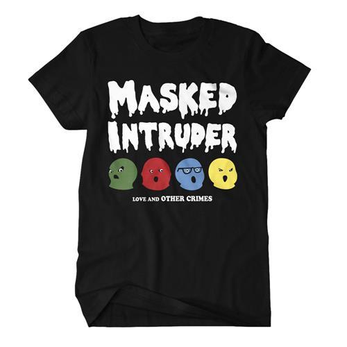*Limited Stock* Masks Black