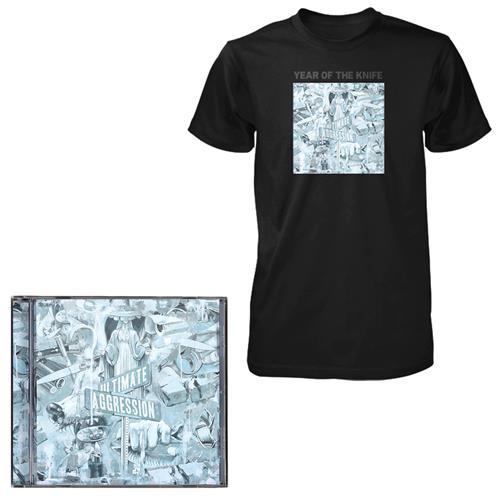 Ultimate Aggression CD + Album T-Shirt
