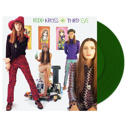 Third Eye Green Vinyl