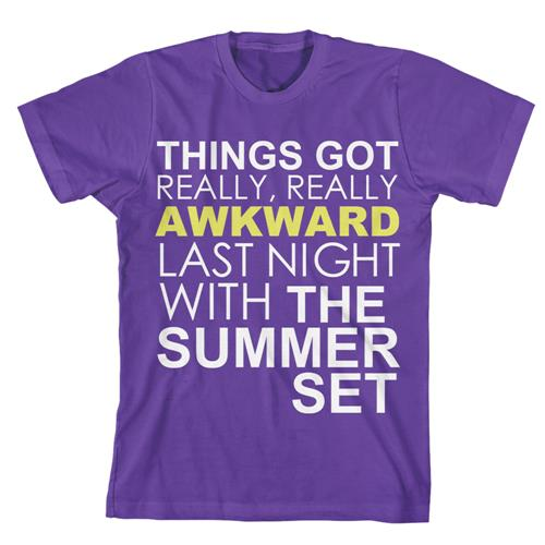 Awkward Purple