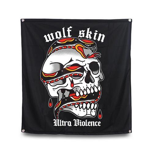 Ultra Violence Black Flag