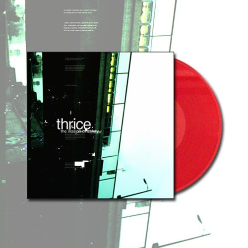 The Illusion Of Safety - Translucent Red LP