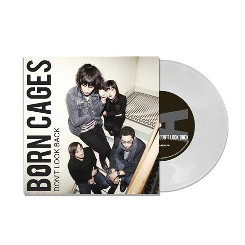 Don't Look Back White   7Inch