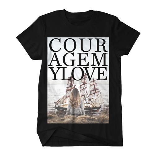 Ship Black T-Shirt