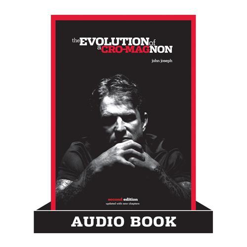 Second Edition - The Evolution of a Cro-Magnon Audio