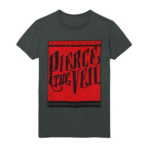 Modern Art Charcoal T-Shirt