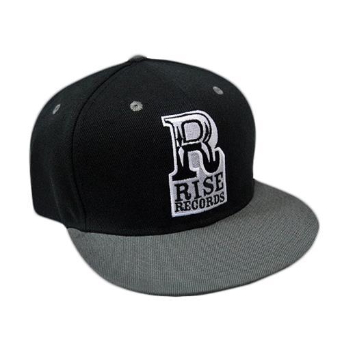 Logo Black/Grey Snapback