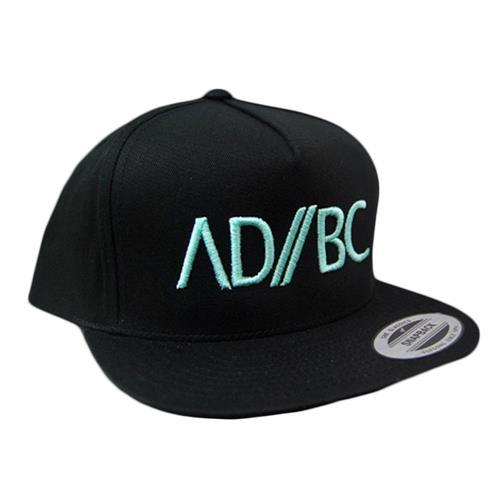 ADBC Black Snapback