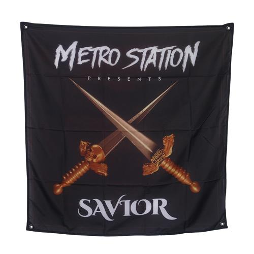 Savior  Wall Flag