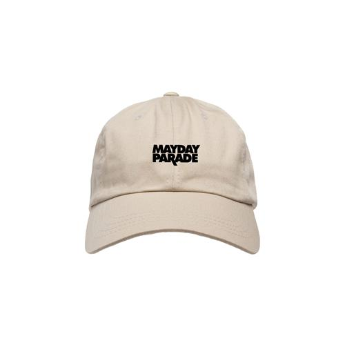 Logo Cream Dad Hat