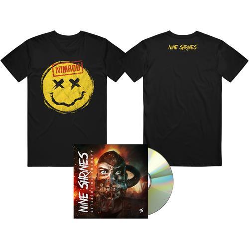 Nimrod T-Shirt + CD + DD