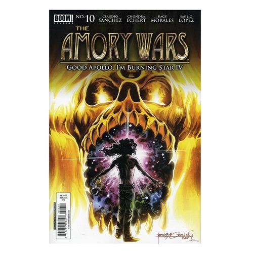 Good Apollo, I'm Burning Star IV Issue 10  Comic Book