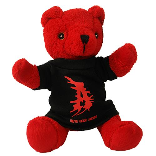 You're Fucking Awesome Red Teddy Bear