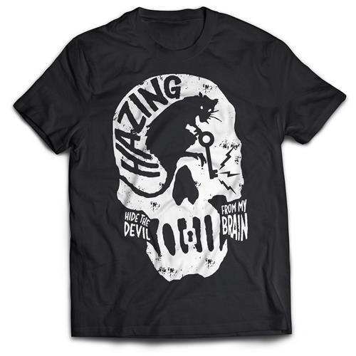 Rat Skull Black