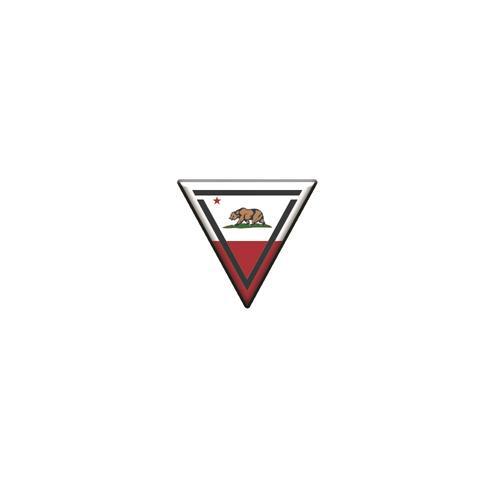Cali Logo  Enamel