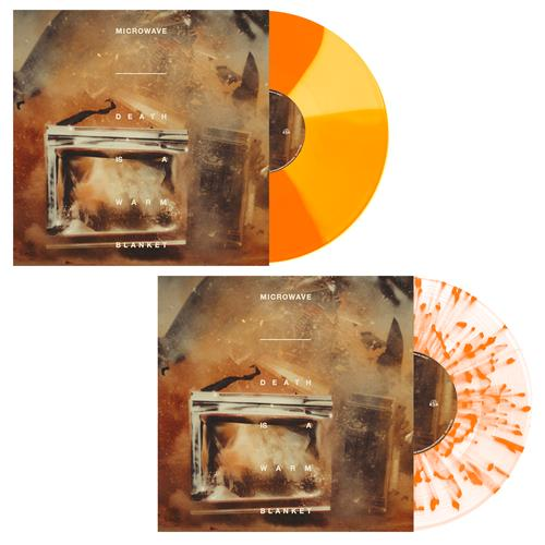 Death Is A Warm Blanket 2 LP