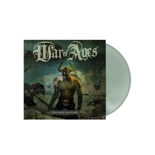 Fire From The Tomb Frost Green LTD Vinyl