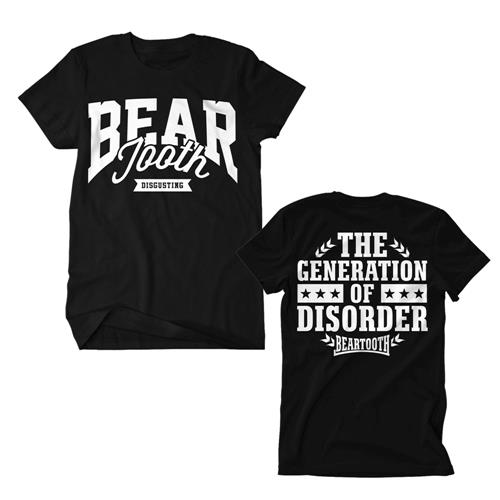 Generation Of Disorder Black