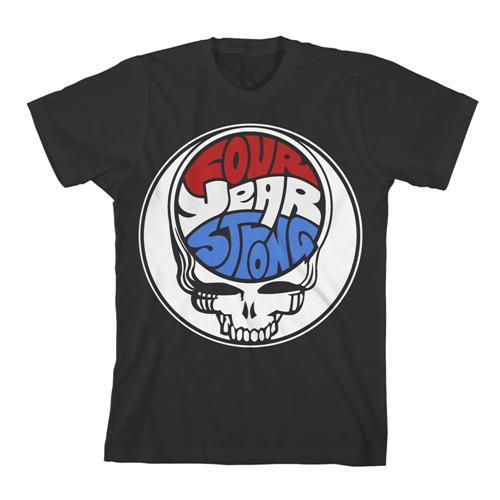 Dead Skull Black T-Shirt