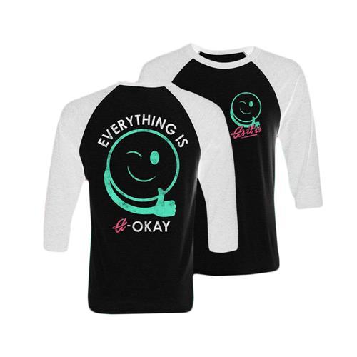 Everything Ok. Black/White