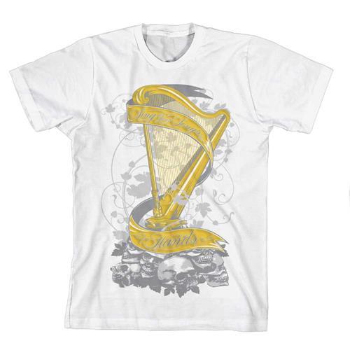 Harp White Sale! Final Print!