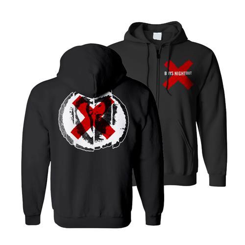 X Logo Black
